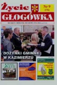 Życie Głogówka. R. 15, nr 9 (176).