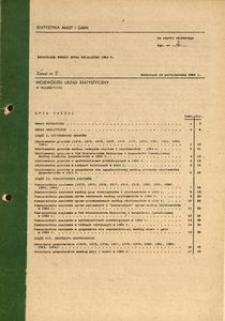 Ostateczne wyniki spisu rolniczego 1984 r.