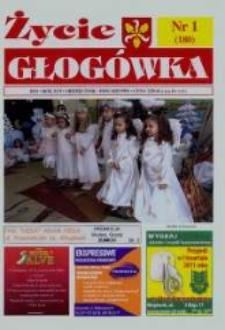Życie Głogówka. R. 16, nr 1 (180).