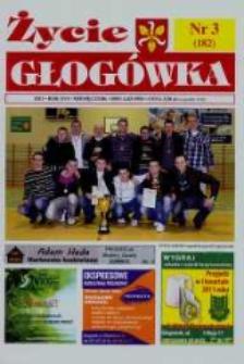 Życie Głogówka. R. 16, nr 3 (182).