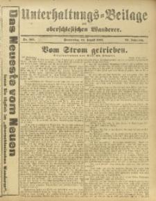 Unterhaltungs-Beilage zum Oberschlesischen Wanderer, 1916, Jg. 89, Nr. 193