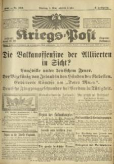 Kriegs-Post, 1916, Jg. 2, Nr. 569