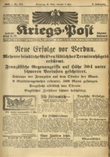 Kriegs-Post, 1916, Jg. 2, Nr. 577
