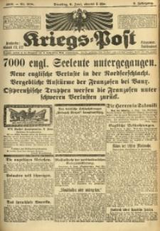 Kriegs-Post, 1916, Jg. 2, Nr. 608