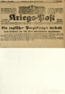 Kriegs-Post, 1916, Jg. 2, Nr. 609