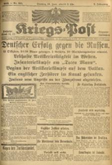 Kriegs-Post, 1916, Jg. 2, Nr. 621