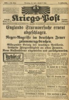 Kriegs-Post, 1916, Jg. 2, Nr. 644