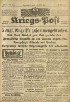 Kriegs-Post, 1916, Jg. 2, Nr. 649