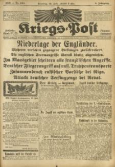 Kriegs-Post, 1916, Jg. 2, Nr. 652