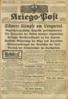Kriegs-Post, 1916, Jg. 2, Nr. 653