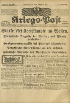 Kriegs-Post, 1916, Jg. 2, Nr. 660