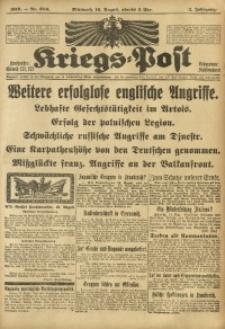 Kriegs-Post, 1916, Jg. 2, Nr. 680