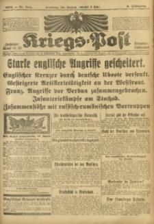Kriegs-Post, 1916, Jg. 2, Nr. 696