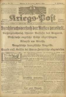 Kriegs-Post, 1916, Jg. 3, Nr. 711
