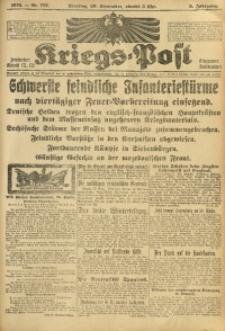Kriegs-Post, 1916, Jg. 3, Nr. 727