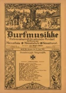 Durfmusikke, 1916, Jg. 3, Nr. 67
