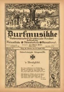 Durfmusikke, 1916, Jg. 3, Nr. 71