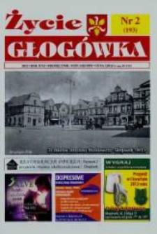 Życie Głogówka. R. 17, nr 2 (193).