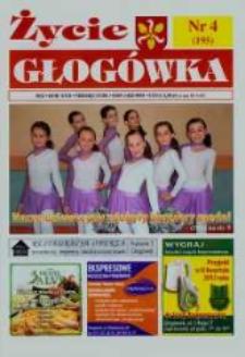 Życie Głogówka. R. 17, nr 4 (195).
