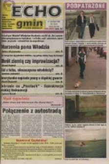 Echo Gmin : tygodnik regionalny : Bierawa, Cisek, Kędzierzyn-Koźle, Pawłowiczki, Polska Cerekiew, Reńska Wieś, Zdzieszowice 1998, nr 16 (33).