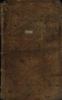 Księga chrztów Parafii Ewangelicko-Augsburskiej w Cieszynie, T. 1, 1709 - 1752, sygn.