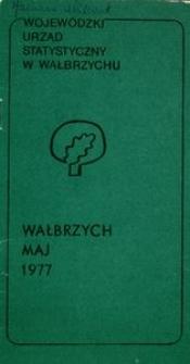Wałbrzych. Maj 1977