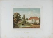 Pałac w Wilczycach koło Oleśnicy