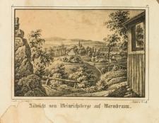 Panorama Cieplic Zdroju z Kamiennej Góry