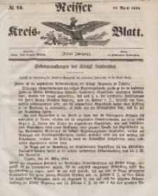 Neisser Kreis-Blatt, 1844, Jg. 3, nr15