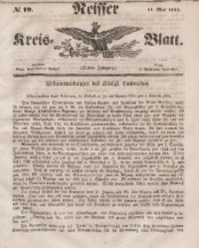 Neisser Kreis-Blatt, 1844, Jg. 3, nr19
