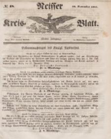 Neisser Kreis-Blatt, 1844, Jg. 3, nr48