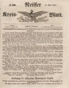 Neisser Kreis-Blatt, 1851, Jg. 10, nr20