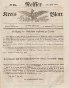 Neisser Kreis-Blatt, 1851, Jg. 10, nr28