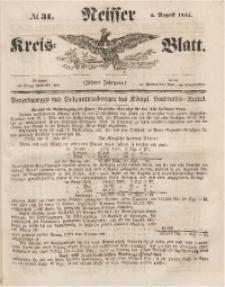 Neisser Kreis-Blatt, 1851, Jg. 10, nr31