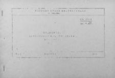 Miesięczna informacja statystyczna. Maj 1966