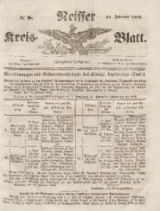 Neisser Kreis-Blatt, 1854, Jg. 13, nr8