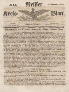 Neisser Kreis-Blatt, 1854, Jg. 13, nr44