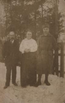 Stebnik. Karta pocztowa, 1921 r.