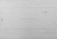 Przyspieszona informacja statystyczna. Maj 1966