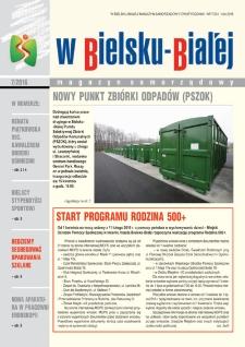 W Bielsku-Białej, 2016, nr7 (331)