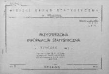 Przyspieszona informacja statystyczna. Styczeń 1967