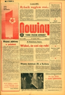 Nowiny, 1983, nr 17 (1324)