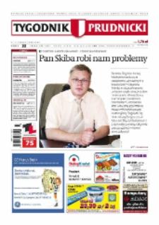 Tygodnik Prudnicki : prywatna gazeta lokalna gmin : Prudnik, Biała, Głogówek, Korfantów, Lubrza, Strzeleczki, Walce. R. 18, nr 33 (920) [919].