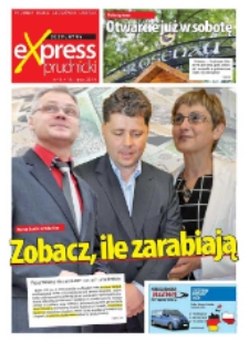 Express Prudnicki 2014, nr 6.