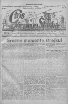 Głos Górnego Śląska, 1929, R. 9, nr 6
