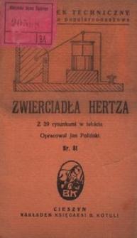Zwierciadła Hertza