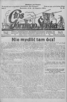 Głos Górnego Śląska, 1929, R. 9, nr 38