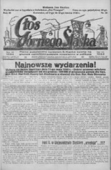 Głos Górnego Śląska, 1930, R. 10, nr 10