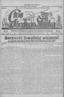 Głos Górnego Śląska, 1930, R. 10, nr 13