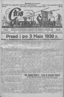 Głos Górnego Śląska, 1930, R. 10, nr 19